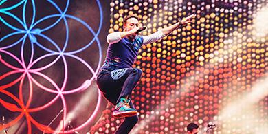 El recital de Coldplay y Samsung en VR podrá verse en Argentina