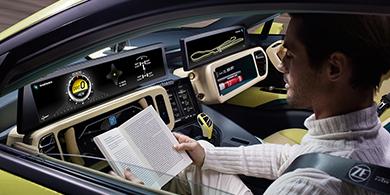 ¿Cómo es el plan de Samsung para liderar la conducción autónoma?
