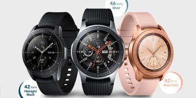 Samsung anunció la llegada del Galaxy Watch a la Argentina
