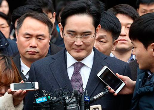 El heredero de Samsung no irá a la cárcel