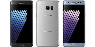 Samsung Galaxy Note 7 llega a M�xico