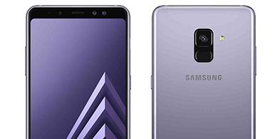 Así son los nuevos Samsung A8 y Plus con doble cámara selfie