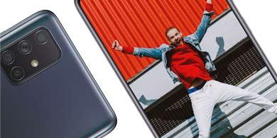 El nuevo Galaxy A71 se suma a la Familia A de Samsung