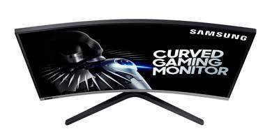 Samsung lanzó el CRG5 en Gamescom, su nueva pantalla curva para gaming