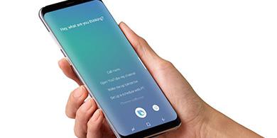 Samsung Bixby llega a la Argentina, pero no habla español
