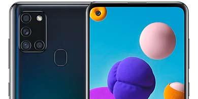 Samsung anunció la llegada del nuevo Galaxy A21s