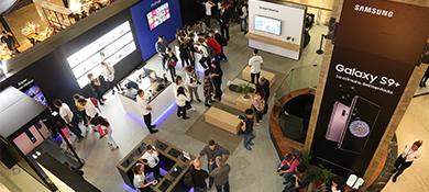 Así es el nuevo Samsung Galaxy Studio de Unicenter
