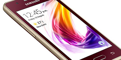 Samsung desaf�a a Android con un smartphone Tizen a 68 d�lares