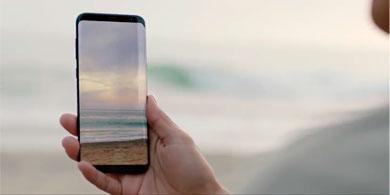 Samsung presentó el Galaxy S8, y llegará el 21 de abril