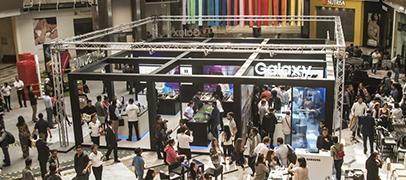 ¿Cómo es el nuevo Samsung Galaxy Studio de CDMX?