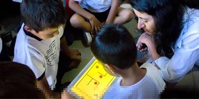 Tramas Digitales: Santa Fe llegar� a las 1.500 escuelas TIC