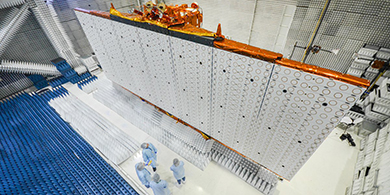 Se postergó el lanzamiento del satélite Saocom 1A