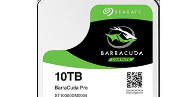 Seagate sube la apuesta con discos duros de 10TB