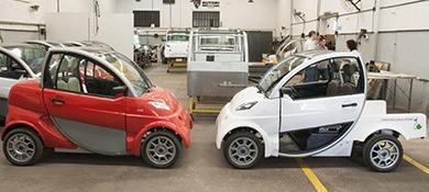 Ya se fabrica el Sero Electric, el primer auto eléctrico argentino