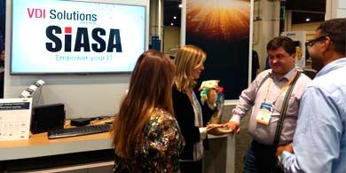 SIASA demostró su Thin Client 4.0 en el Intel Partner Connect