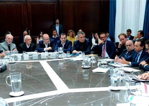 CESSI y Argencon, en la primera Mesa Exportadora del Plan Argentina Exporta
