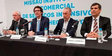 Misión a Brasil para impulsar los Servicios Basados en el Conocimiento