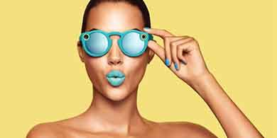 Snapchat lanza Spectacles, sus gafas de sol con una c�mara conectada