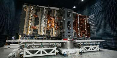 Se postergó el lanzamiento del satélite SAOCOM 1B