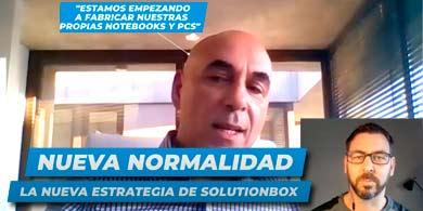 SolutionBox lanza su marca de notebooks y PCs, y abrirá sucursales en el interior
