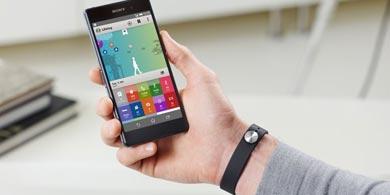 La SmartBand de Sony ya se vende en Argentina