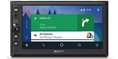 Sony lanzó en su sistema de audio para Android y iOS