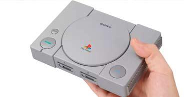 Sony lanza PlayStation Classic, la edición mini de su primera consola