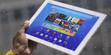 Sony lanza la tablet más delgada del mundo en Perú