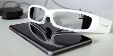 Sony present� SmartEyeglass, sus anteojos inteligentes