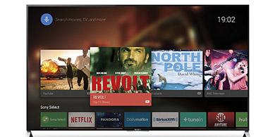 Sony lanza sus SmarTV con Android en Bolivia