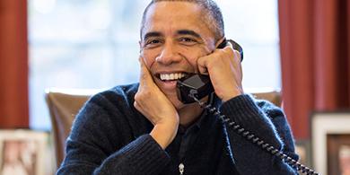 ¿Qué trabajo le ofreció Spotify a Barack Obama?