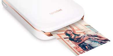 Sprocket, lo nuevo de HP para la impresión de fotos instantáneas