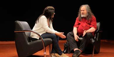 Stallman en Argentina: