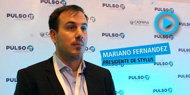 Mariano Fernandez en Pulso IT: