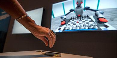 La Fundación Telefónica lanzó su muestra sobre Singularity University