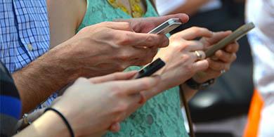 El 84% de los chilenos ya están conectados a Internet