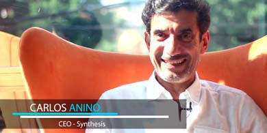 CEOs del Software. Episodio 9: Carlos Anino, de Synthesis