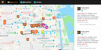 Desarrollan en Tandil IA para detectar y difundir incidentes de tránsito