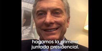 Macri posteó en Taringa! e invita a 8 taringueros a la Casa Rosada