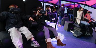 La Realidad Virtual copó la nueva edición de Tecnópolis