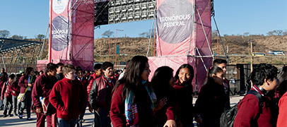 Se inauguró Tecnópolis Federal en Jujuy