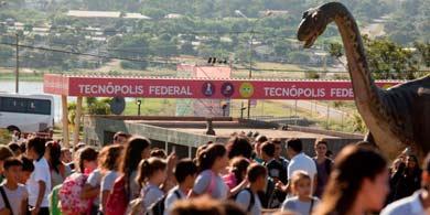 La mitad de Misiones visitó Tecnópolis Federal