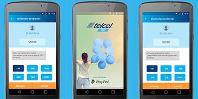 Telcel y PayPal lanzan su app de pagos en México