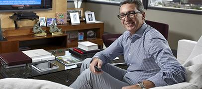 Carlos Moltini es el nuevo CEO de Telecom (y del gigante del cuádruple play)