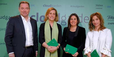 Cloud Garden: la nueva alianza entre Telefónica e IBM