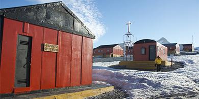 El 4G llegó a la Base Esperanza, el pueblo argentino más austral de la Antártida