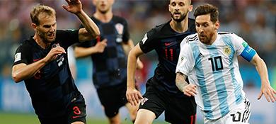 La caída de Argentina fue el streaming en español más visto de la historia