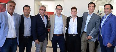 Tigre lanzó un Polo Tecnológico Social junto a IBM y Microsoft