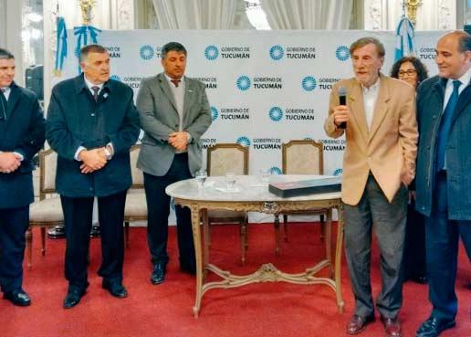 Tucum�n revaloriza su capital cient�fico-tecnol�gico y crea un Consejo de CyT
