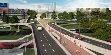 La UBA sumará dos edificios al Parque de la Innovación